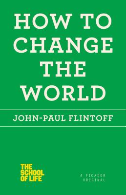How to Change the World By Flintoff, John-paul